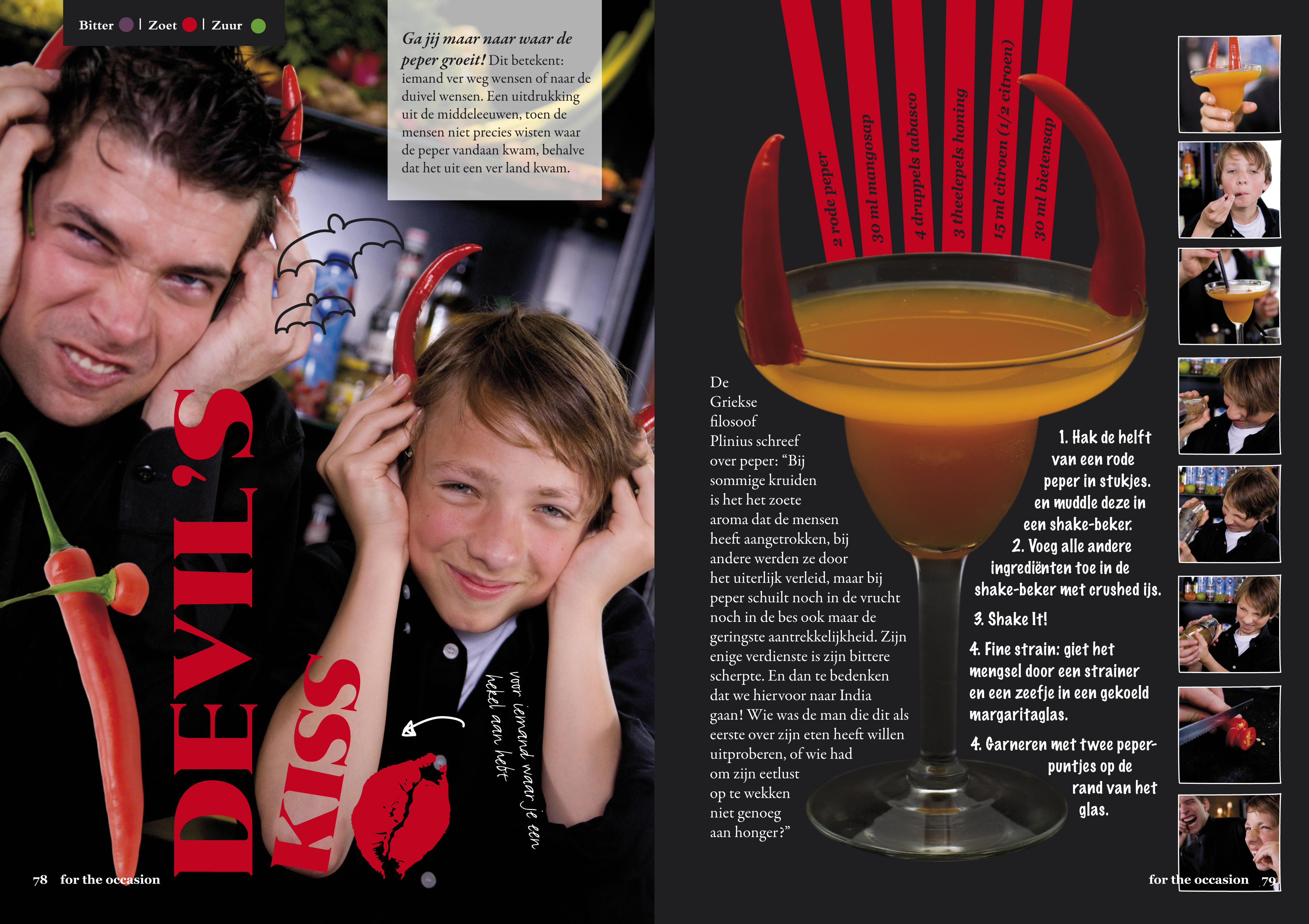 Shake It!, Cocktail Book for Children
