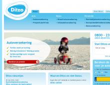 Ditzo, ABC testing new designs Home